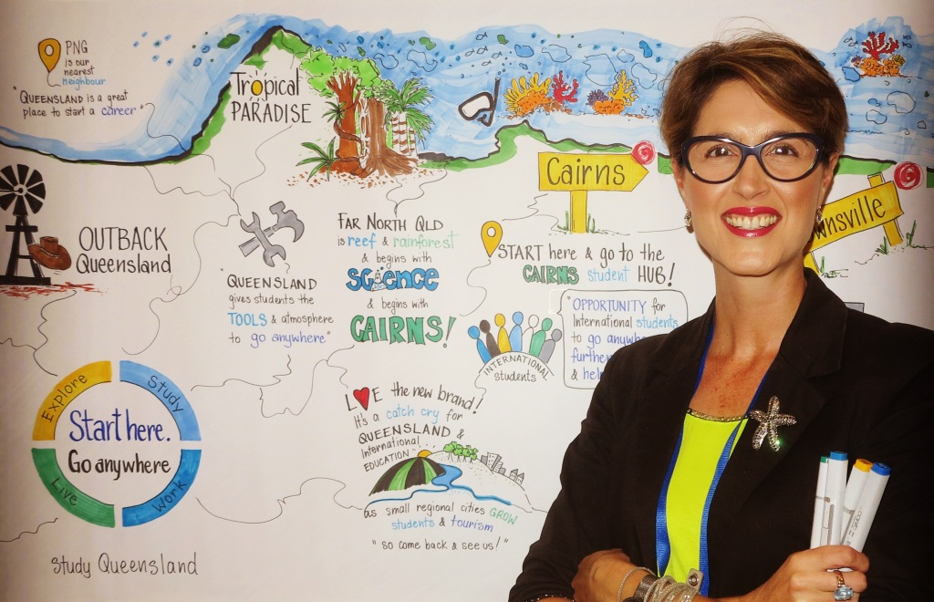 Schools and Universities – Dr Sue Pillans